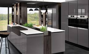 cuisines arthur bonnet catalogue nouveau découvrez le modèle reflet une cuisine en laque design