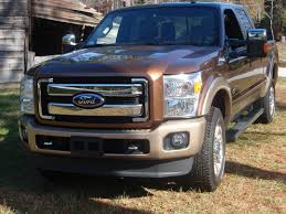Ford King Ranch Diesel Truck - jeffcars com your auto industry connection 2011 ford f 250 4x4