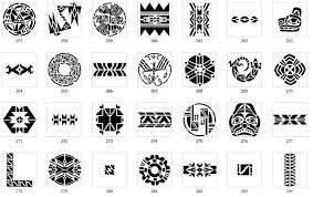 tribal warrior designs tribal images meso deko aztec