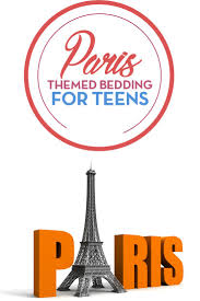 top 25 best paris themed bedding ideas on pinterest paris fun paris themed bedding for teen girls these paris themed comforter sets are the perfect