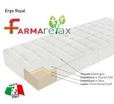 materasso eliocell materasso ergo royal cm 18 75x180 ebay
