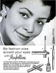 Makeup Artist Handbook Maybelline C 1950s Hair And Makeup Artist Handbook
