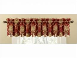 Tab Top Valance Kitchen Valance Curtains For Living Room Tab Top Valances Blue