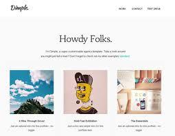 70 best responsive portfolio wordpress themes the design hill