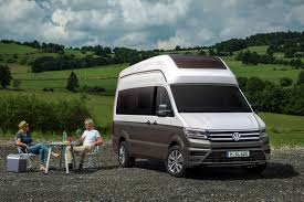 volkswagen crafter 2017 vw california xxl u2013 a new crafter based motorhome concept parkers