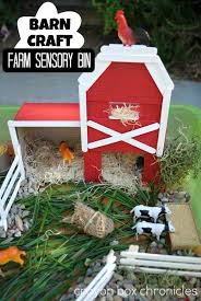 Toy Barn With Farm Animals Do Your Toy Farm Animals Keel Escaping Make Them A Fence Here Is