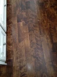 maple hardwood floors transitional kitchen salt lake city