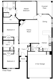 3 bedroom 2 bath 2 car garage floor plans stanton dorado ranch emerald park fort worth texas d r