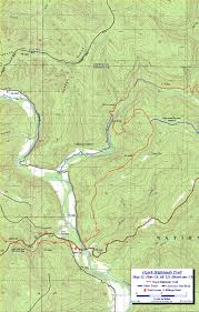 Fall Creek Falls Map Ozark Highlands Trail Ozone To Fairview