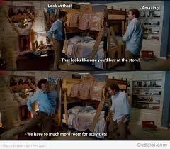 Best Step Brothers Quotes Images On Pinterest Funny Stuff - Step brothers bunk bed quote