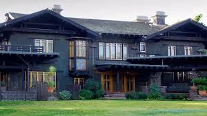 tour bungalows the famed blacker house and more at craftsman