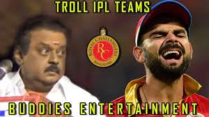 Rcb Memes - troll tamil ipl teams rcb youtube