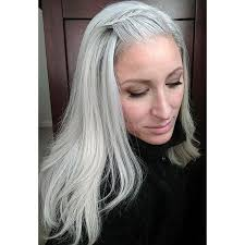 funky hairstyle for silver hair 1119 best silver hair images on pinterest going gray grey hair