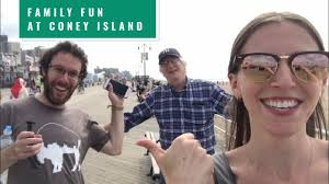 coney island a weekend of family fun youtube