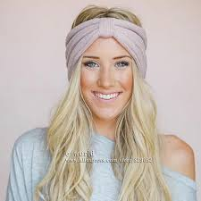 knitted headband turban headbands for women picture more detailed picture about