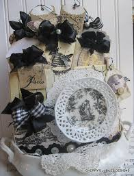 Shabby Chic Gift Bags by 95 Best Shabby Chic Treat Bags Images On Pinterest Pocket Cards