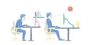 si e ergonomique ergonomie so bringen sie ihren arbeitsplatz in ergonomischer