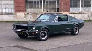Black 68 Mustang Fastback 1968 Mustang Fastback Gt U2013 Bullitt Tribute Cascade Classics
