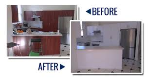Refinish Kitchen Cabinets White Resurfacing Kitchen Cabinets Adelaide Roselawnlutheran