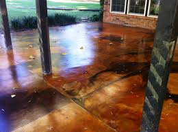 floor home depot concrete stain behr stain lowes concrete paint