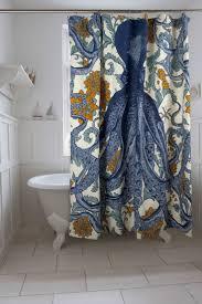 bathroom small bathroom design with octopus shower curtain