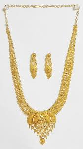 gold wedding necklace set images Gold plated bridal necklace set gold bridal necklace sets the jpg