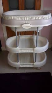 Mothercare Changing Table Mothercare Brevi Baby Bath With Changing Table Dresser Ebay