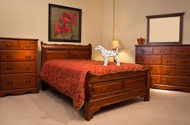 stunning fresh amish bedroom furniture rustic cabin hickory wood