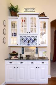 kitchen hutch decorating ideas kitchen hutch bar area traditional kitchen jacksonville by