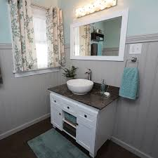 How To Install A Bathroom Vanity To Install A Vessel Sink