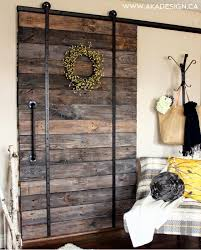 Home Decor Barn Hardware Sliding Barn Door Hardware 10 by Make Your Own Pallet Wood Barn Door Aka Design Featured On