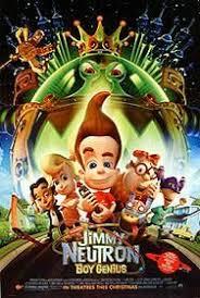 amazon jimmy neutron boy genius original movie poster