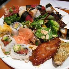 Minado Sushi Buffet by Trung Ho Foodspotting