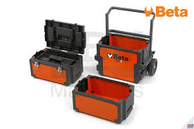 Servante Atelier Beta by Trolley Beta 3 Compartiments C42 H 042000002 4730