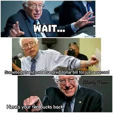 Economic Memes - exposed how bernie s economic plan really works meme