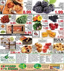 concord food centre u0026 oak ridges food market flyers