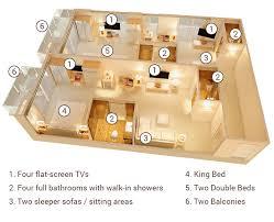 Orlando 2 Bedroom Suites Bedroom Hotel With 2 Bedroom Suites Creative On Bedroom Regarding