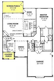house plans with screened porches 655861 4 bedroom 3 5 bath traditional cottage with screened