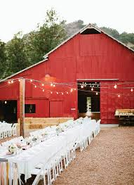 Red Barn Santa Ynez Wedding Venue The Big Red Barn At The Ojai Valley Inn U0026 Spa C