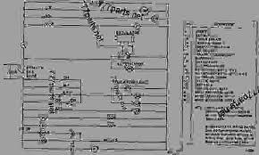 wiring diagram engine generator set caterpillar 3150 3150
