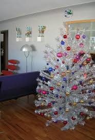 367 best aluminum christmas trees images on pinterest retro