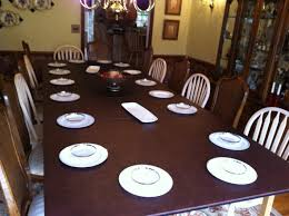 dining room table extensions pads u2022 dining room tables design