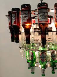 Diy Bottle Chandelier Diy Glass Jar Chandelier Diy Glass Bottle Chandelier Save Your