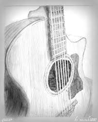 how to draw a guitar google search draw sketch doodle