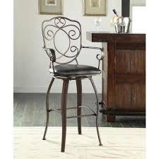 black home decorators collection swivel bar stools kitchen
