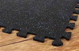 Interlocking Rubber Floor Tiles Rubber Tiles And Interlocking Tiles At Rubber Flooring Inc