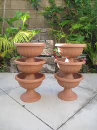 plant stand excellent tier flower planters design made from