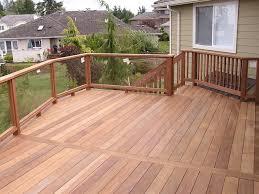glass railing for decks and porches