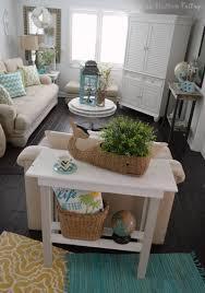 10 coastal decorating ideas coastal style driftwood and wood table