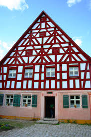 Bad Windsheim Freilandmuseum Färberhaus 1831 1840 Mapio Net